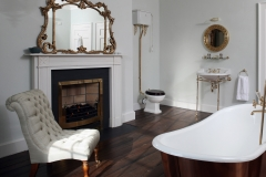 Bespoke Regency style fireplace by Ryan & Smith
