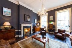 Georgian fireplace in Dublin