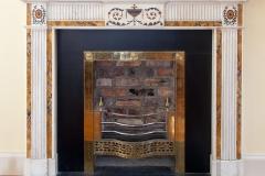Irish Bossi Fireplace