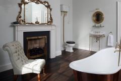 Bespoke Regency style fireplace by Ryan & Smith
