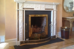 The Darley marble fireplace by Ryan & Smith