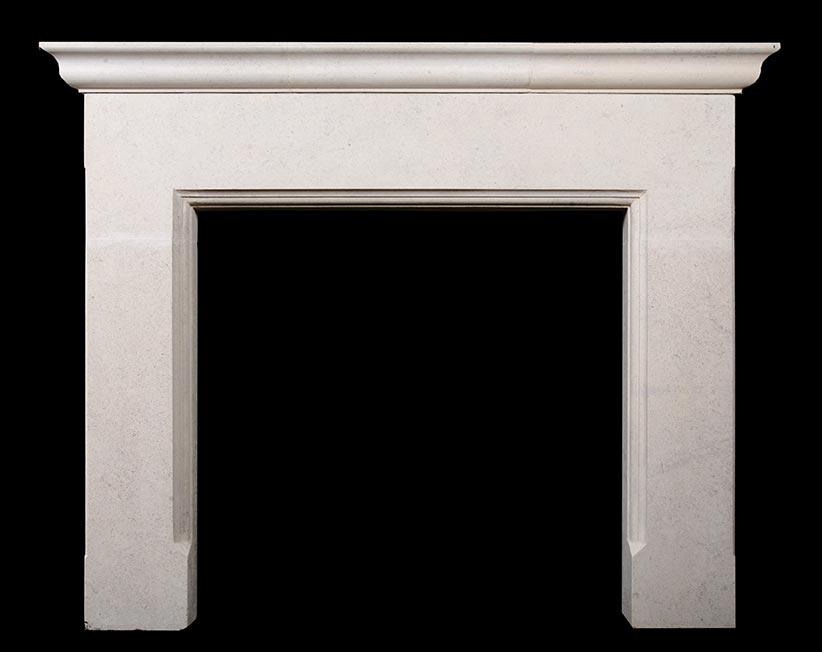Tudor – Stone Fireplace