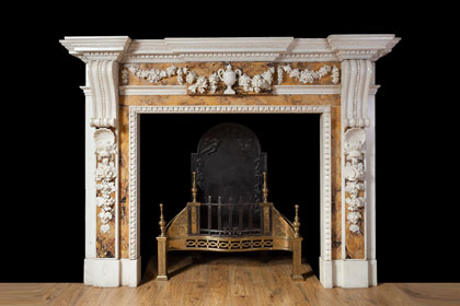Antique Fireplaces Original Reclaimed Antique Fireplaces