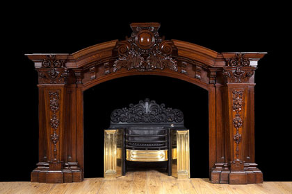 Super Antique Fireplaces Original Reclaimed Antique Fireplaces Home Remodeling Inspirations Cosmcuboardxyz