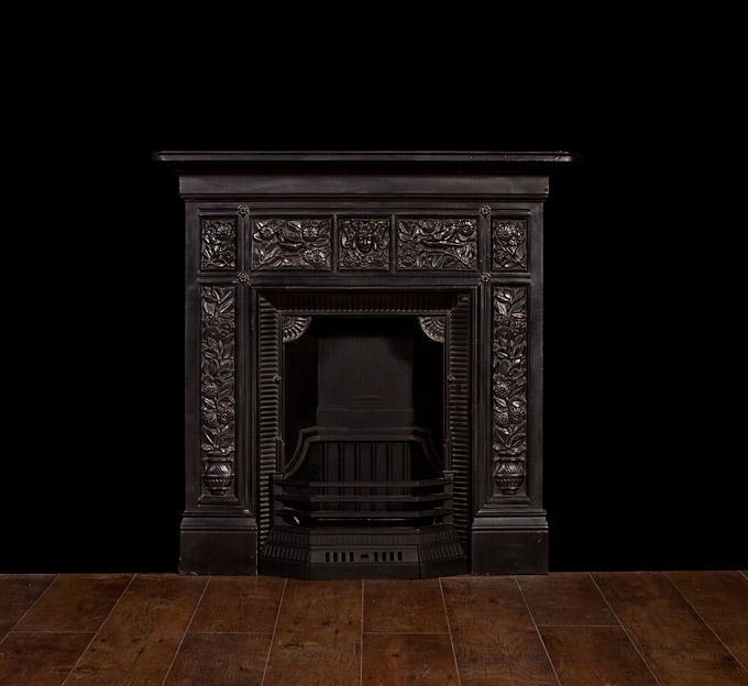 Cast Iron Fireplace – CI025