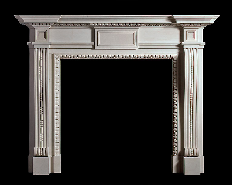 London – Stone Fire Surround