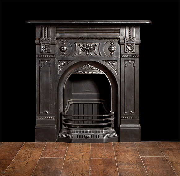 Victorian Fireplace – CI036