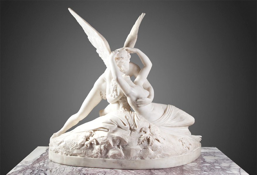 Psyche Revived by Cupid's Kiss – SC010