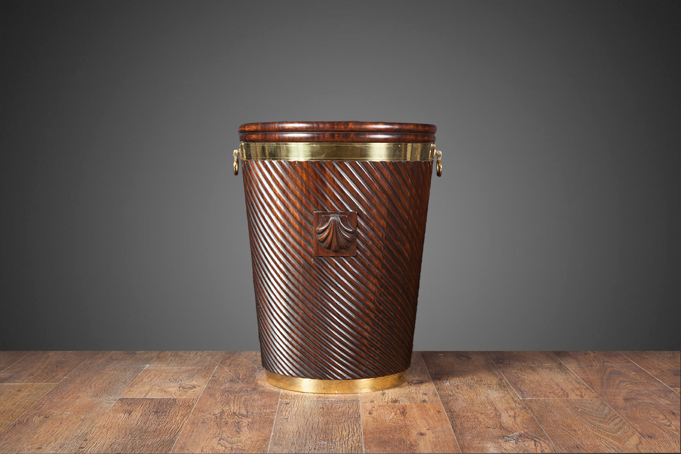 Irish Peat Bucket – RB001