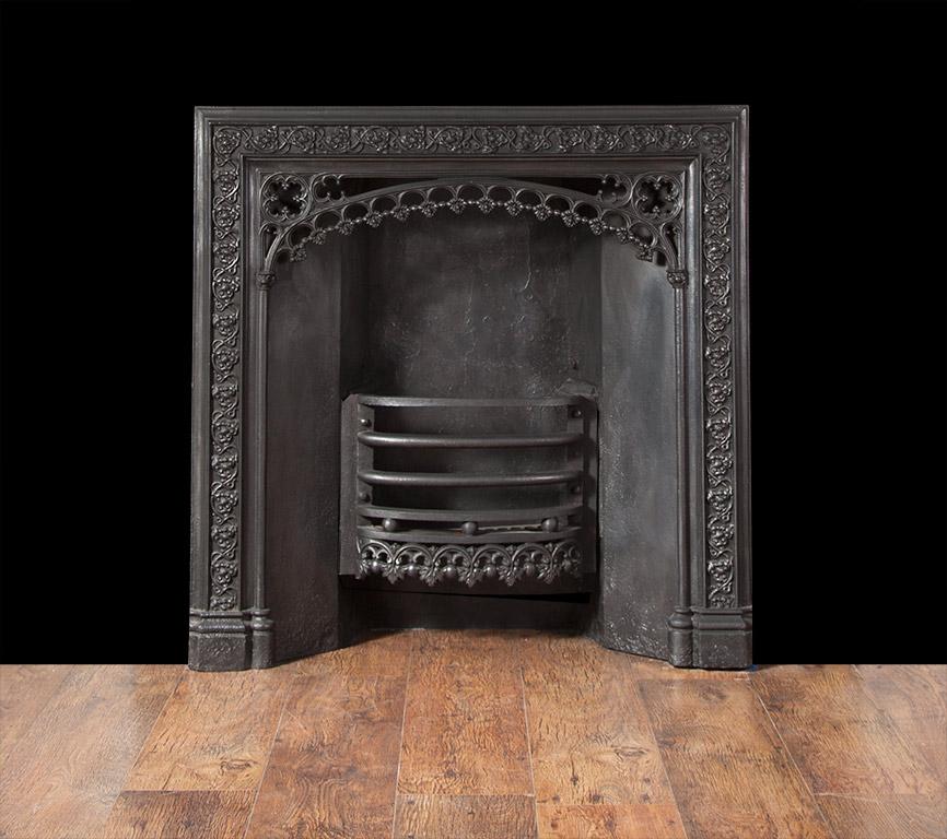 Gothic Register Grate – AG057