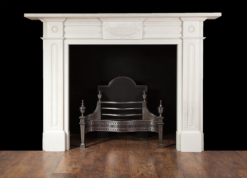Regency Fireplace – Dawson