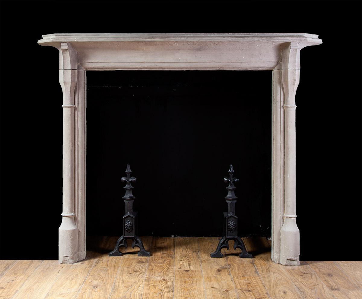 Stuart Period Fireplace – ST017