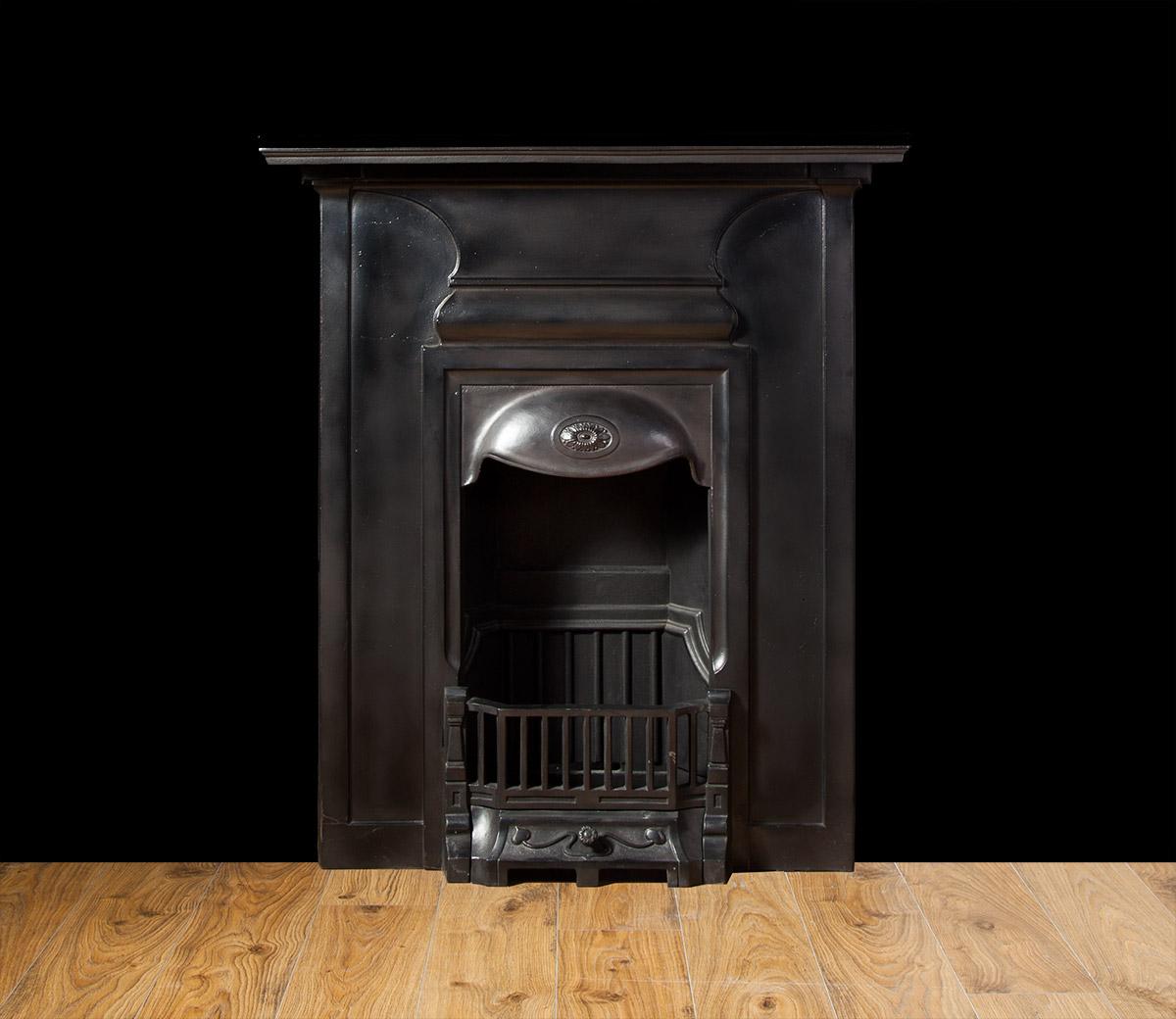 Cast Iron Fireplace – Ci154