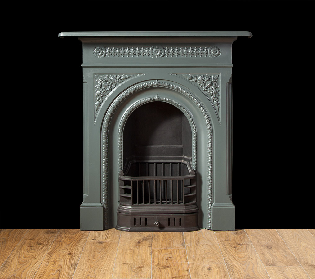 Cast Iron Fireplace – Ci155