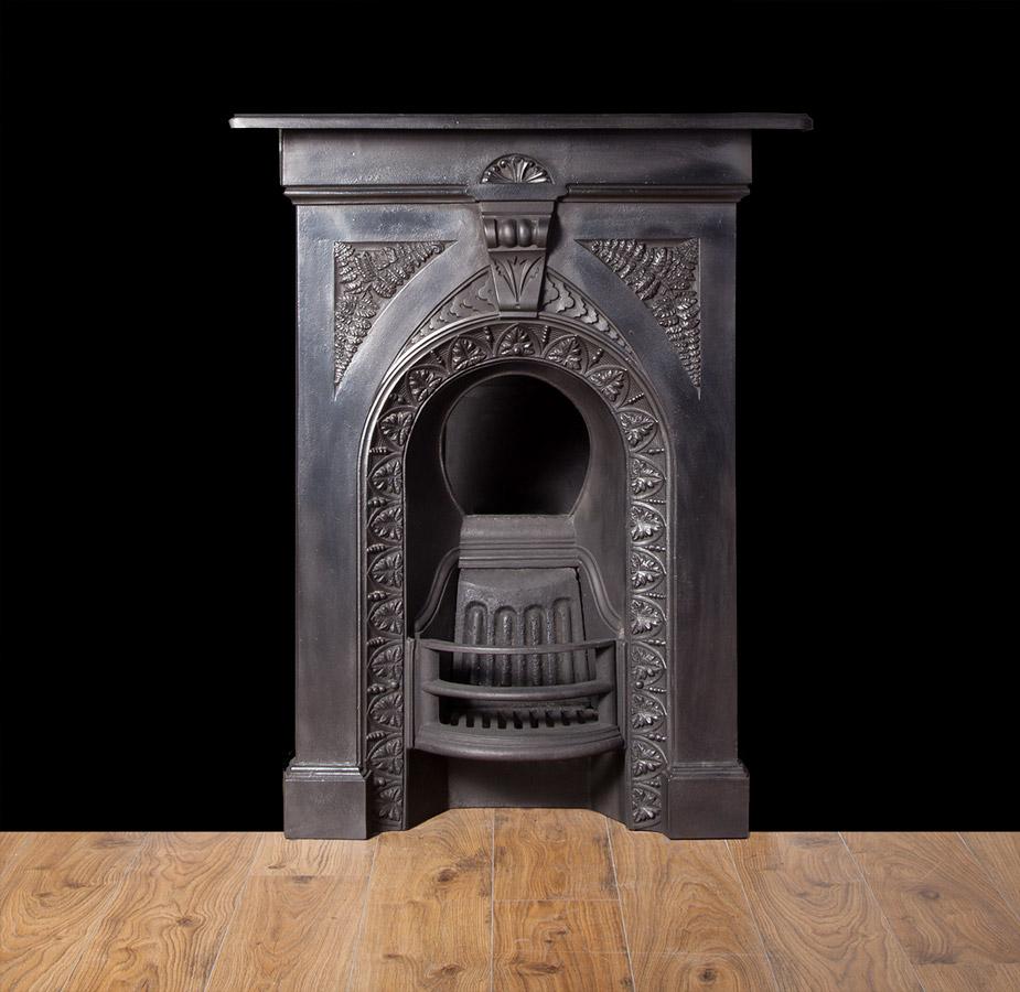 Cast Iron Fireplace – Ci156
