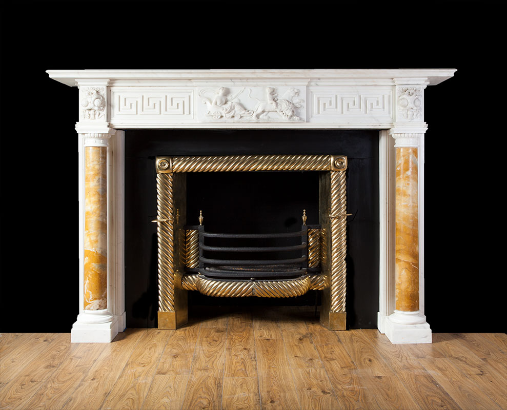 Marble Fireplace – 19226