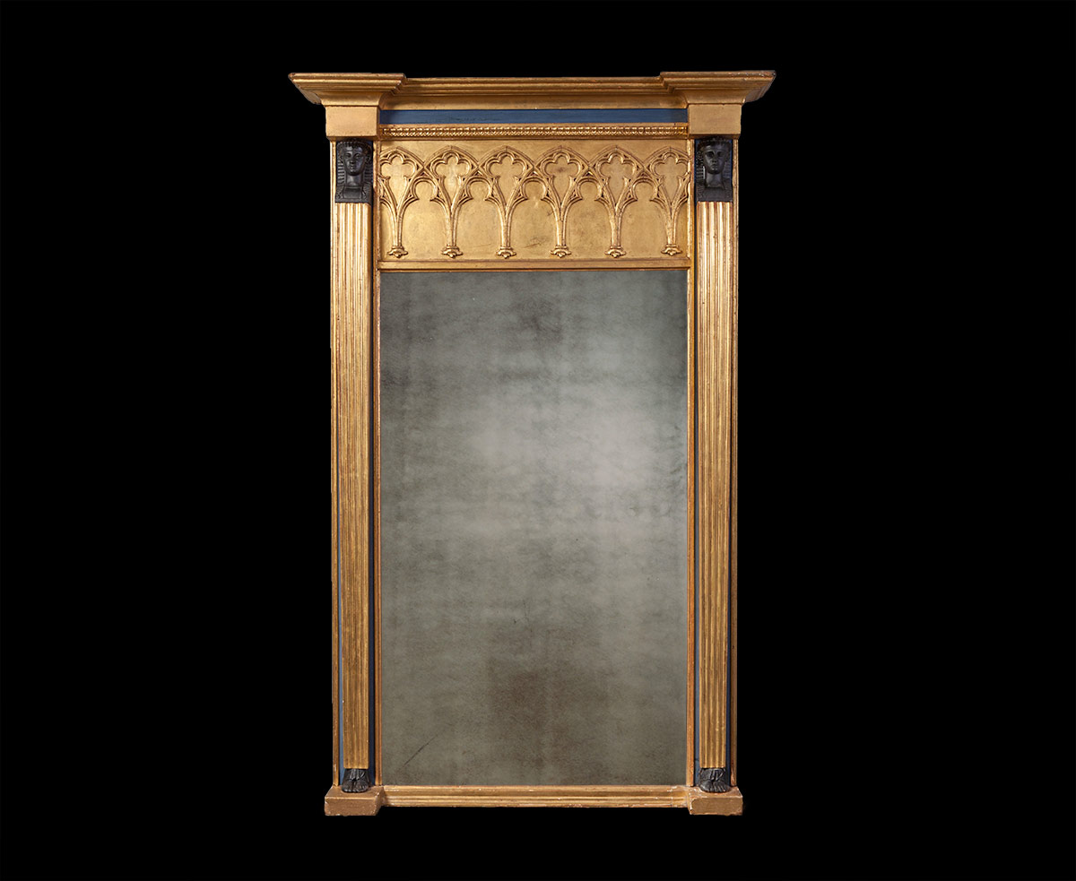 Antique Mirror – AF039