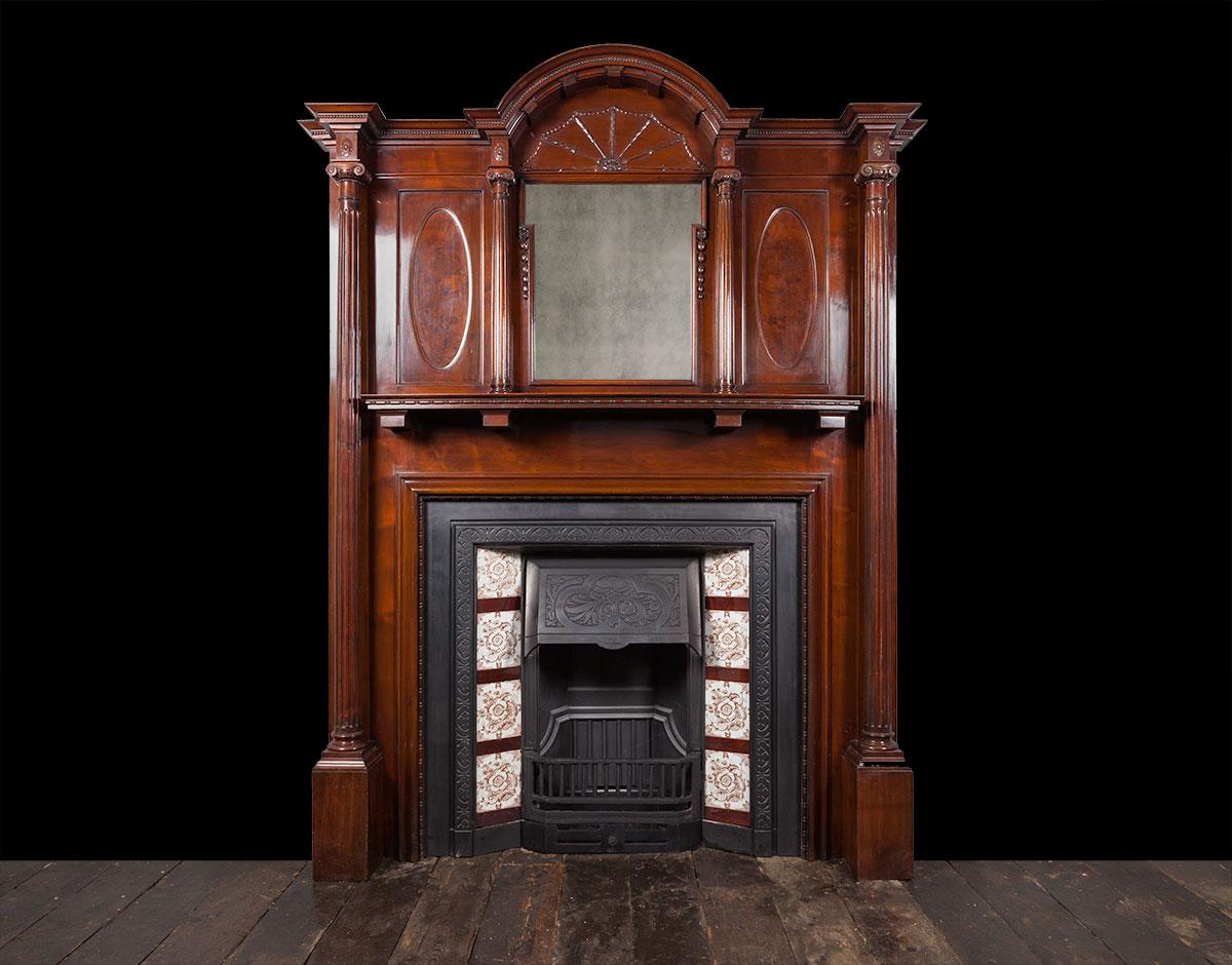 Edwardian Fireplace – W102