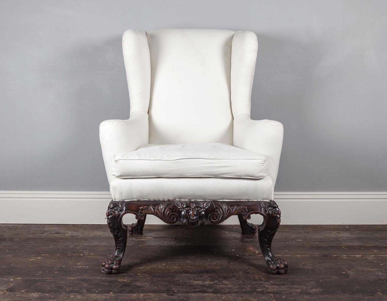 Wingback Armchair – AF060