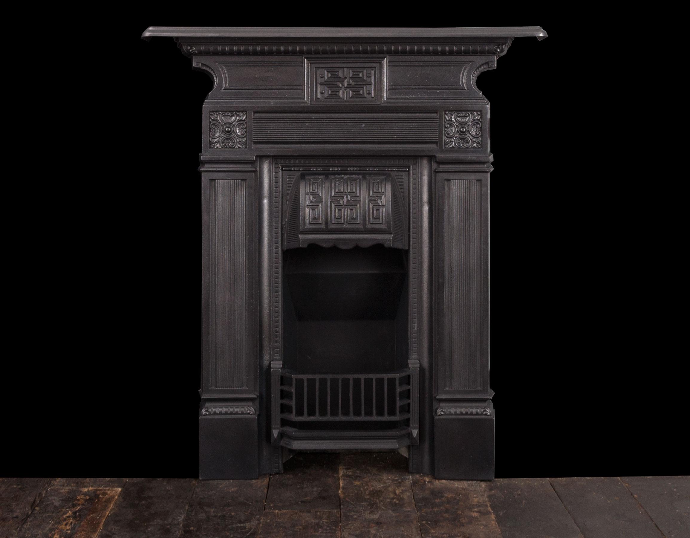 Cast Iron Fireplace – Ci178