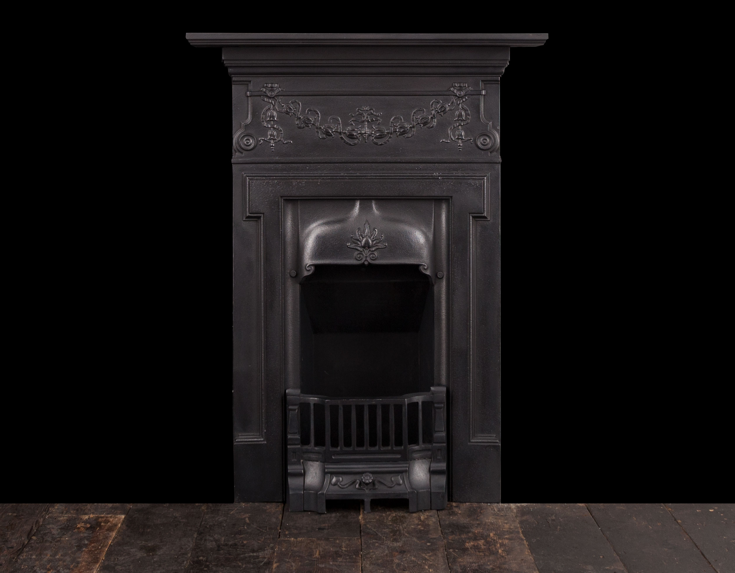 Cast iron fireplace – Ci179