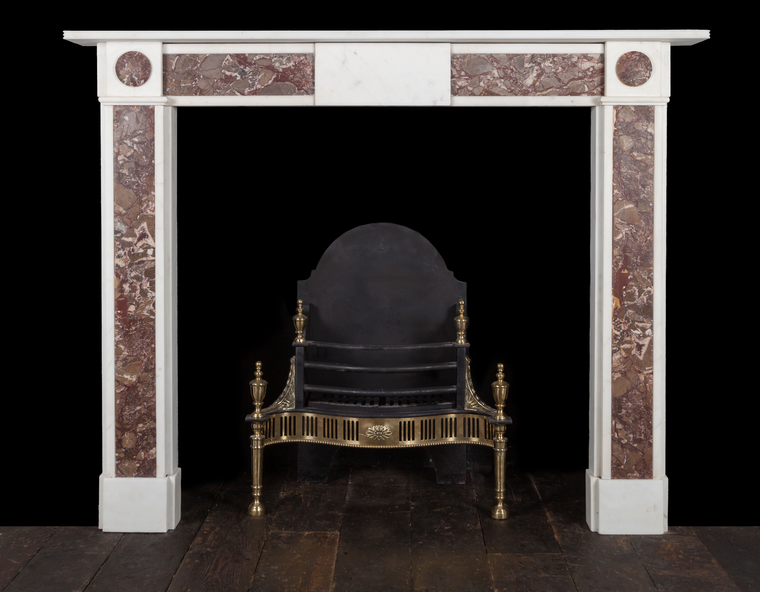 George IV Fireplaces – 19279