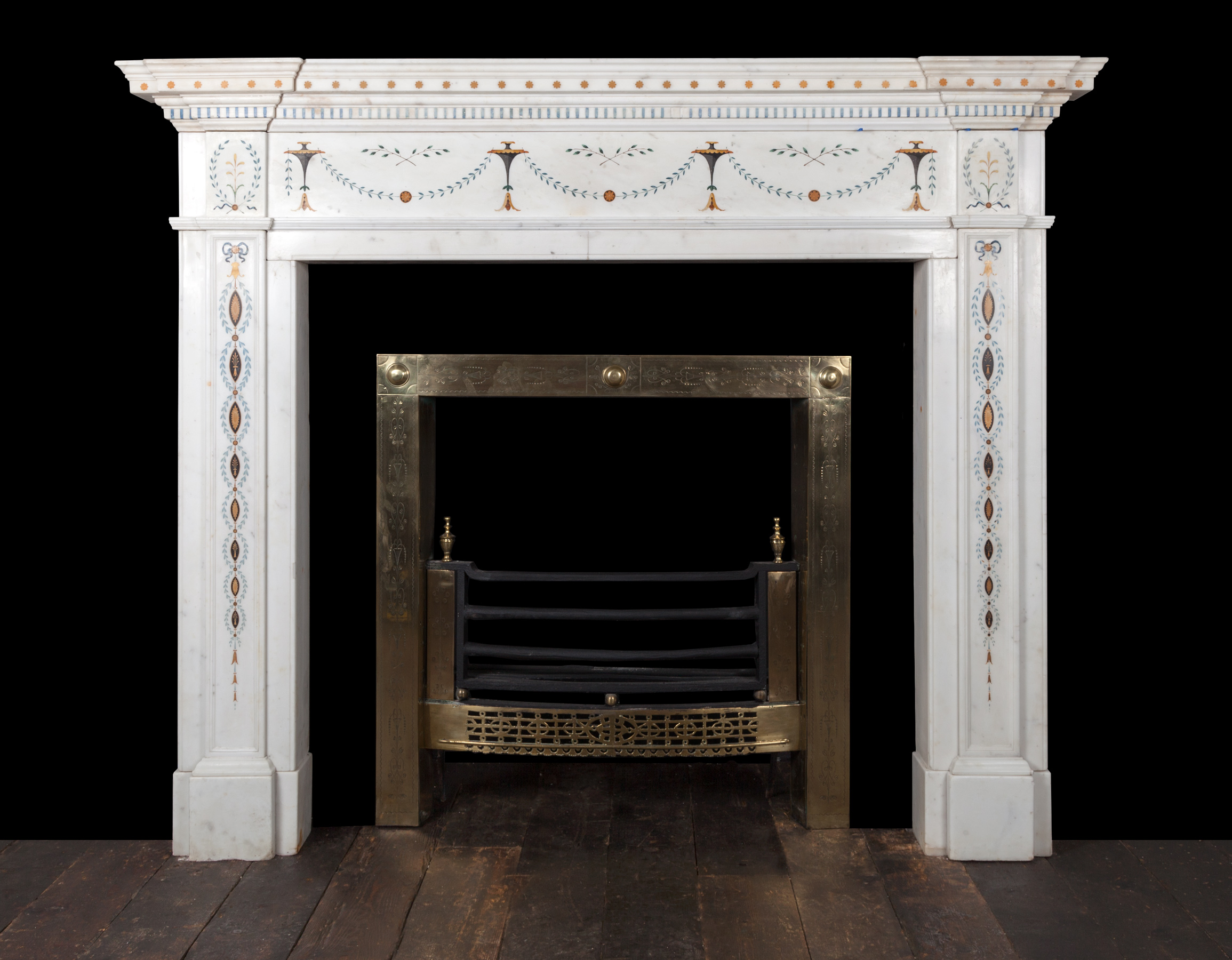 Bossi fireplace – 18155