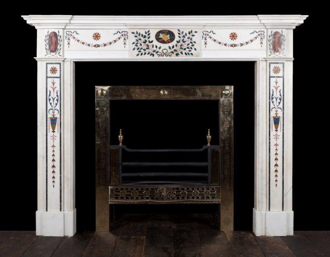 Bossi fireplace