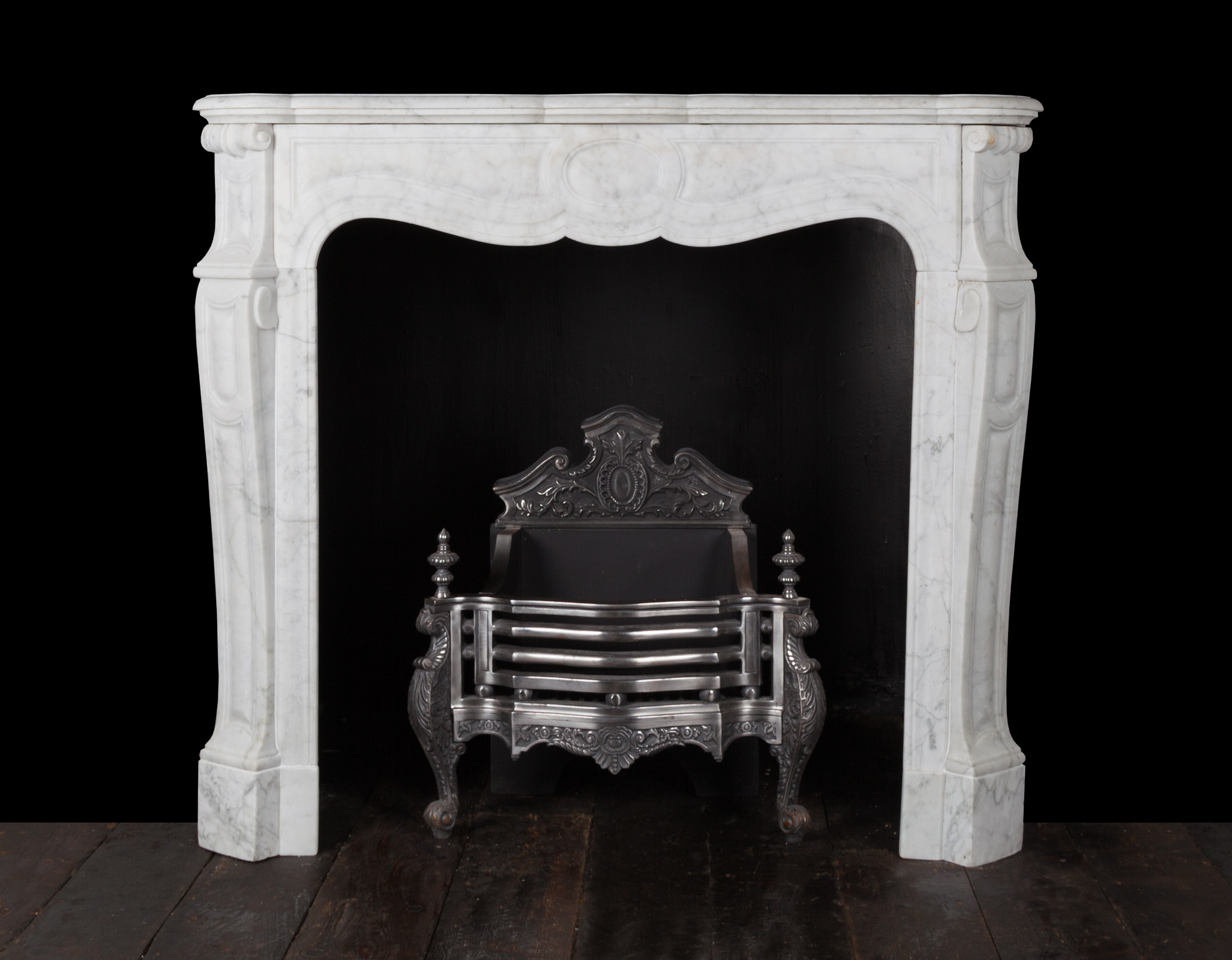 French Fireplace – 19287