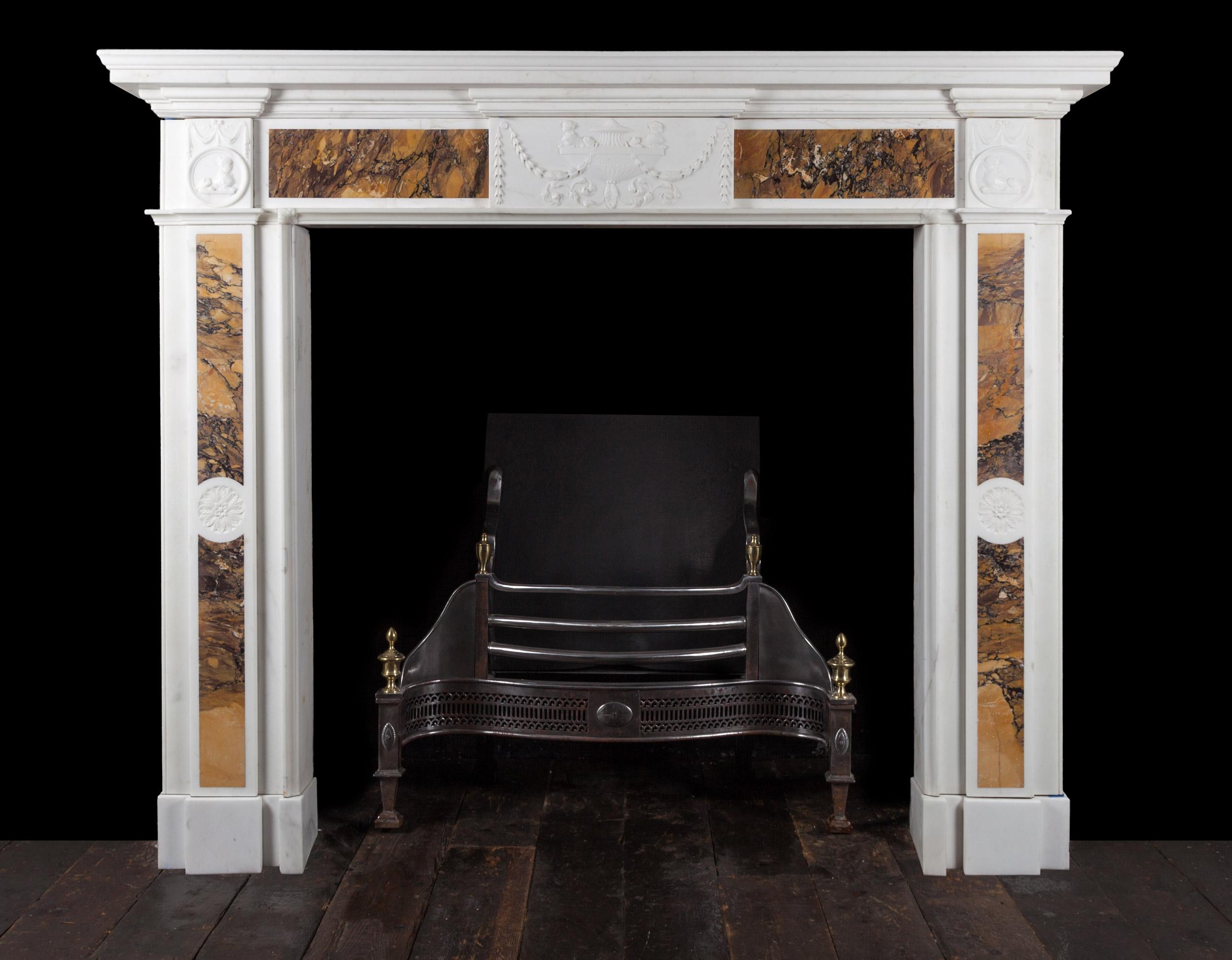 Sienna Fireplace – 18157