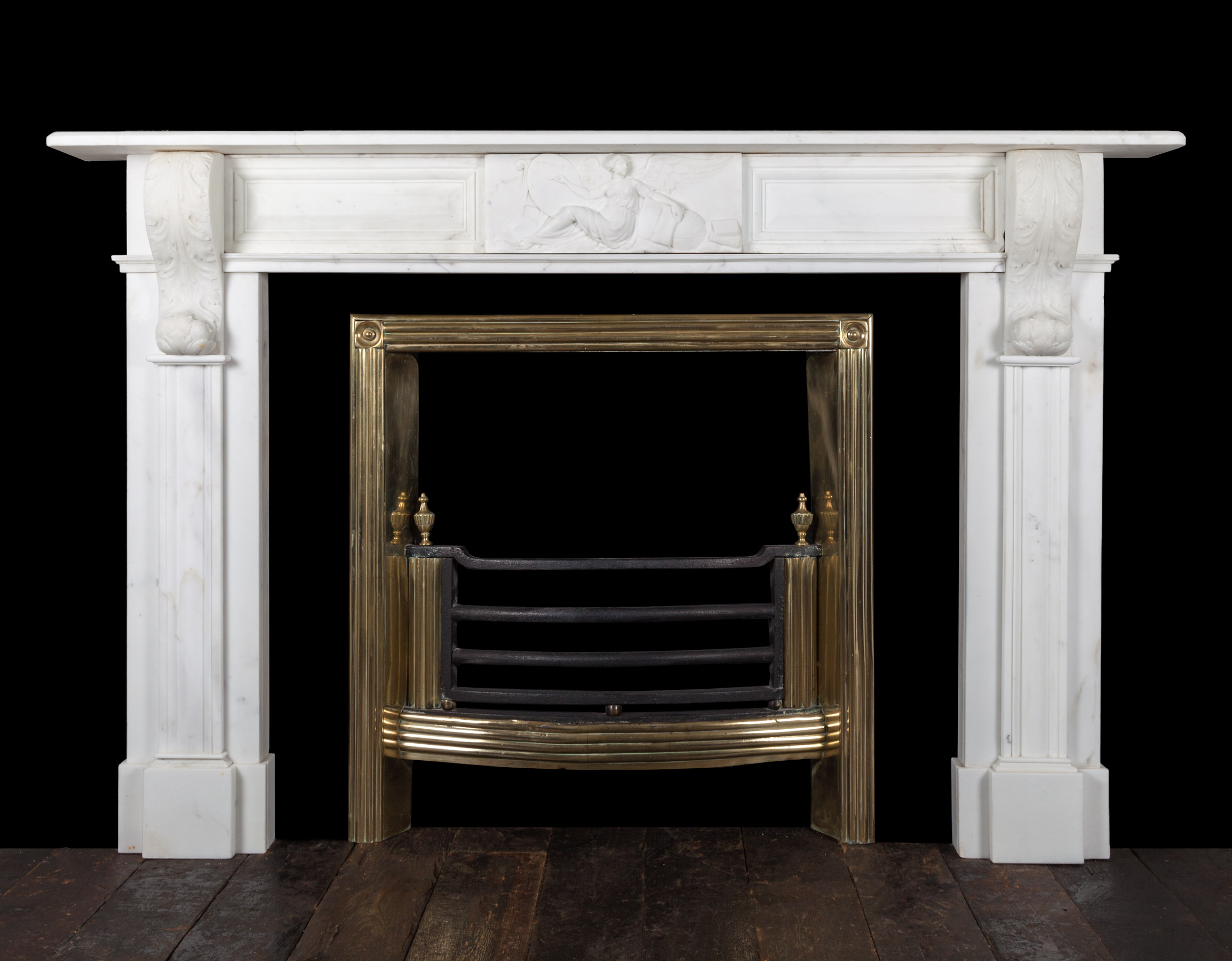 Antique Fireplace – 19284
