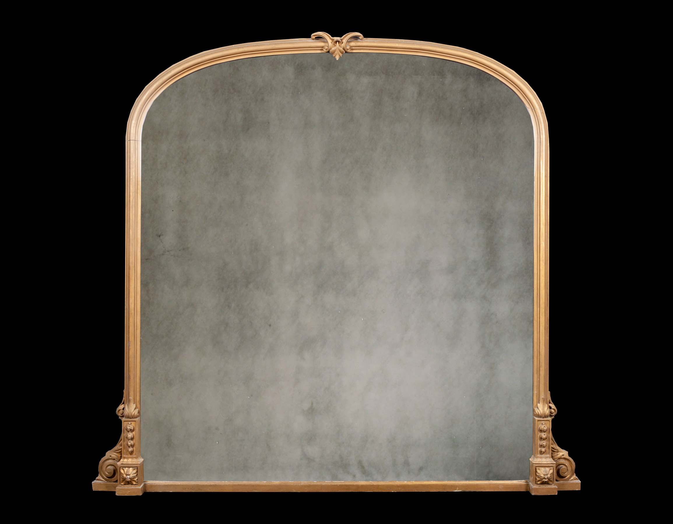 Over mantel Mirror – AF082