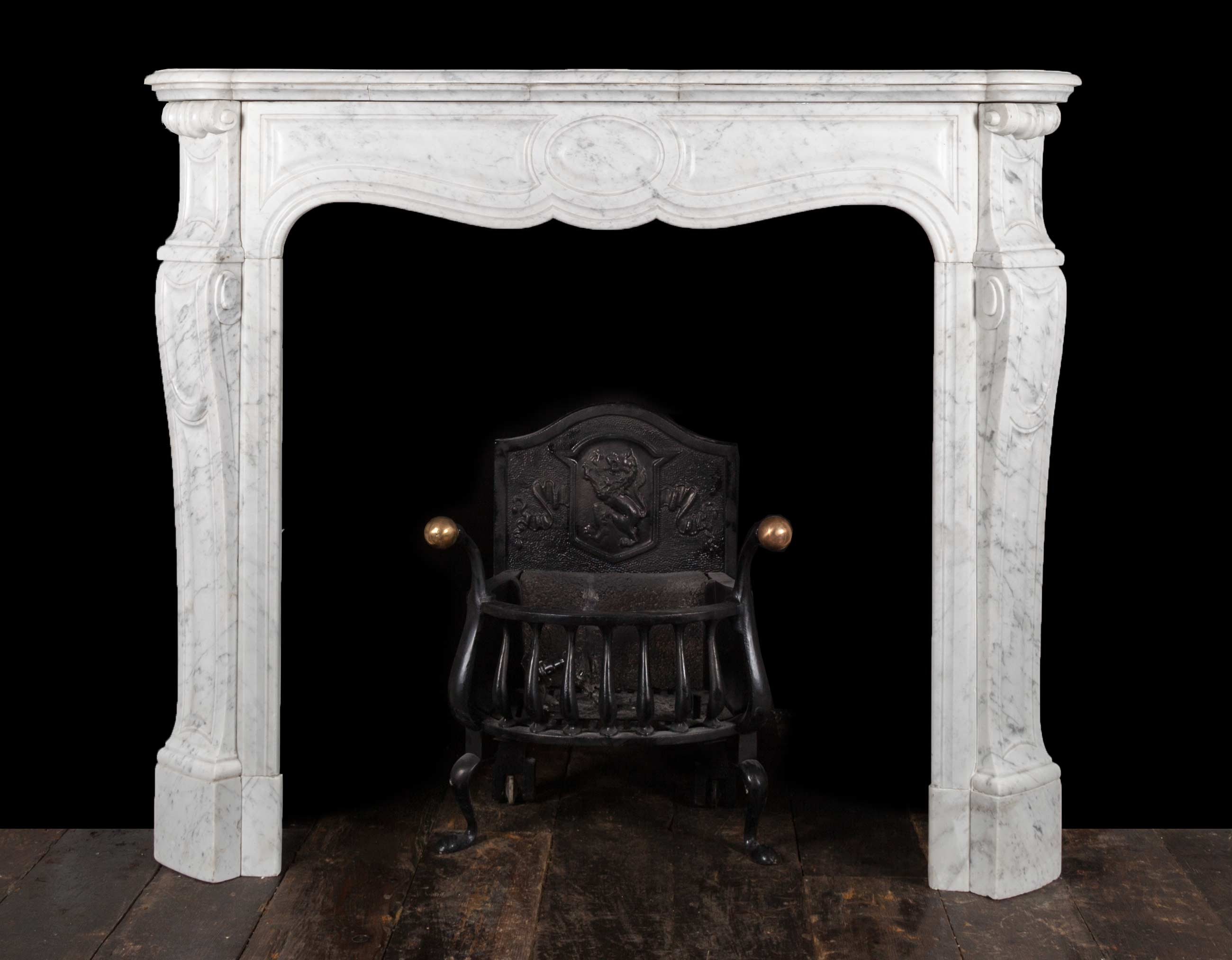 French fireplace – 19293