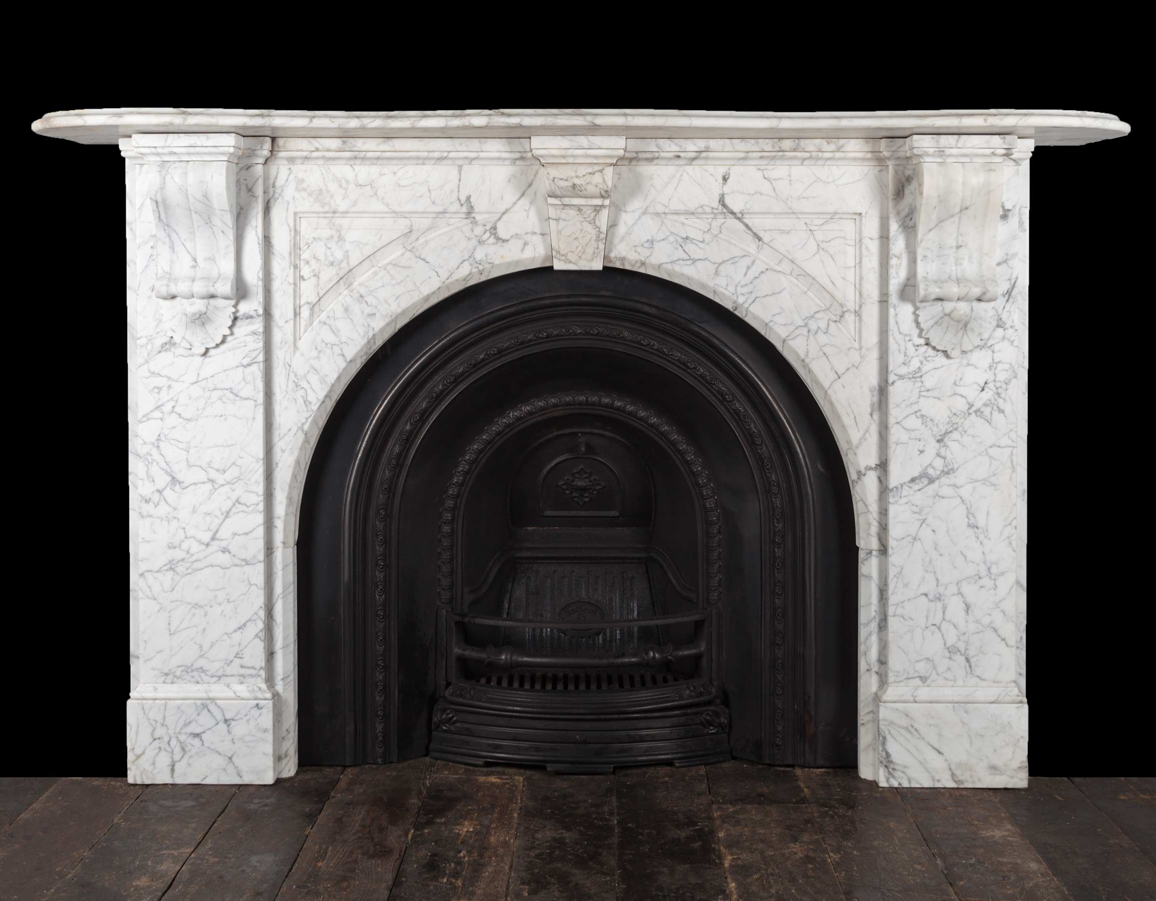 Marble Fireplace – 19296