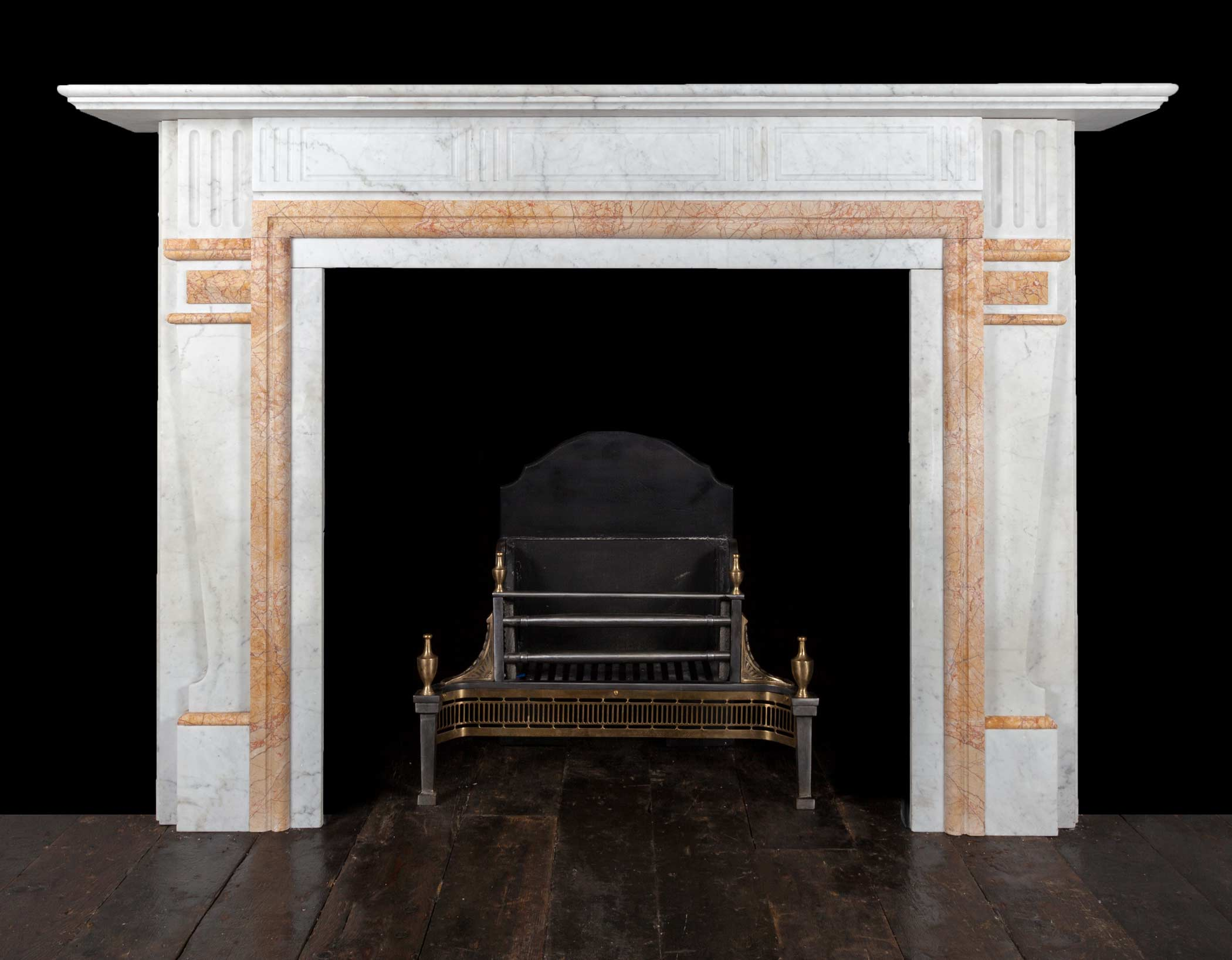 Marble Fireplace – 19299