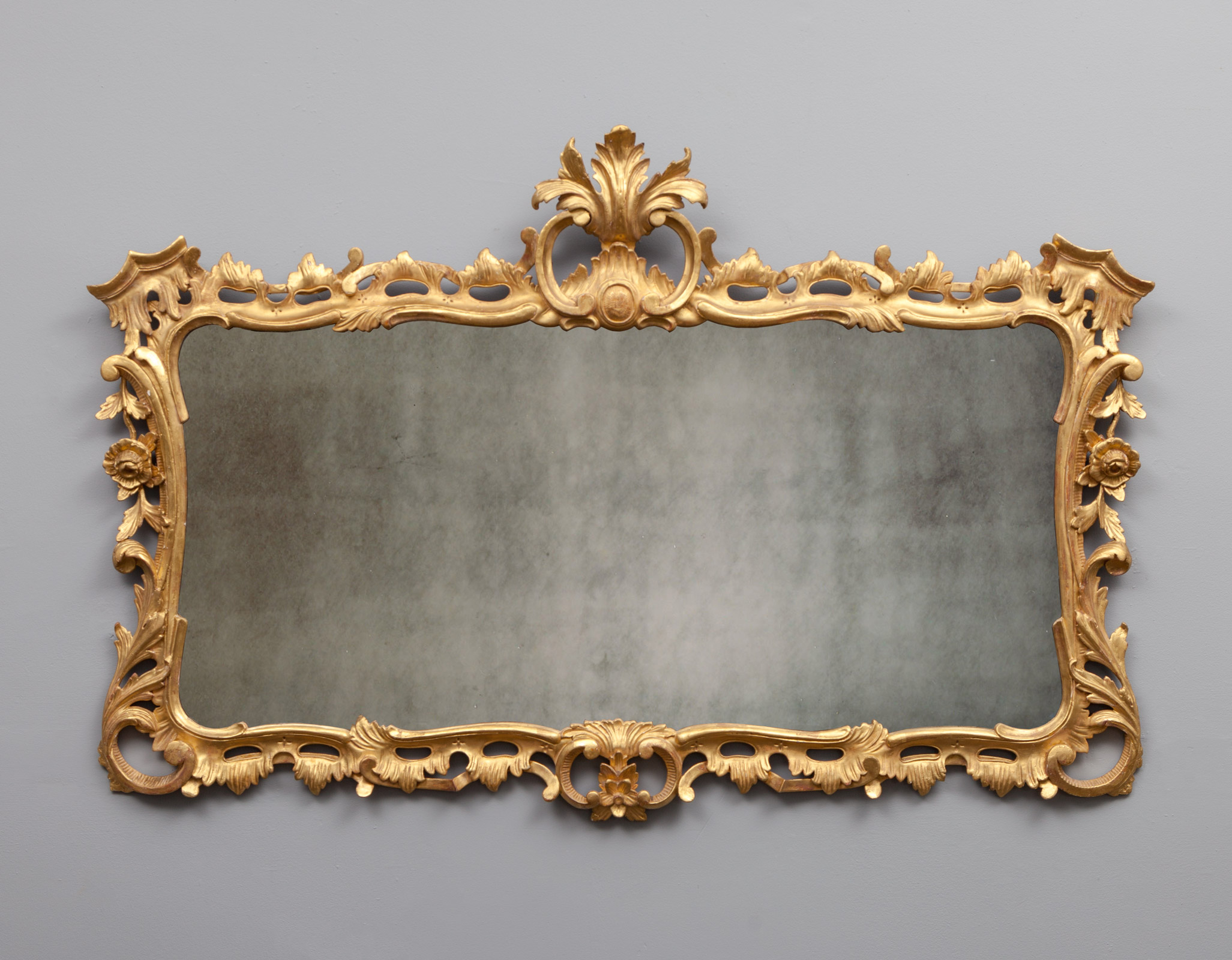 Antique mirror – AF087
