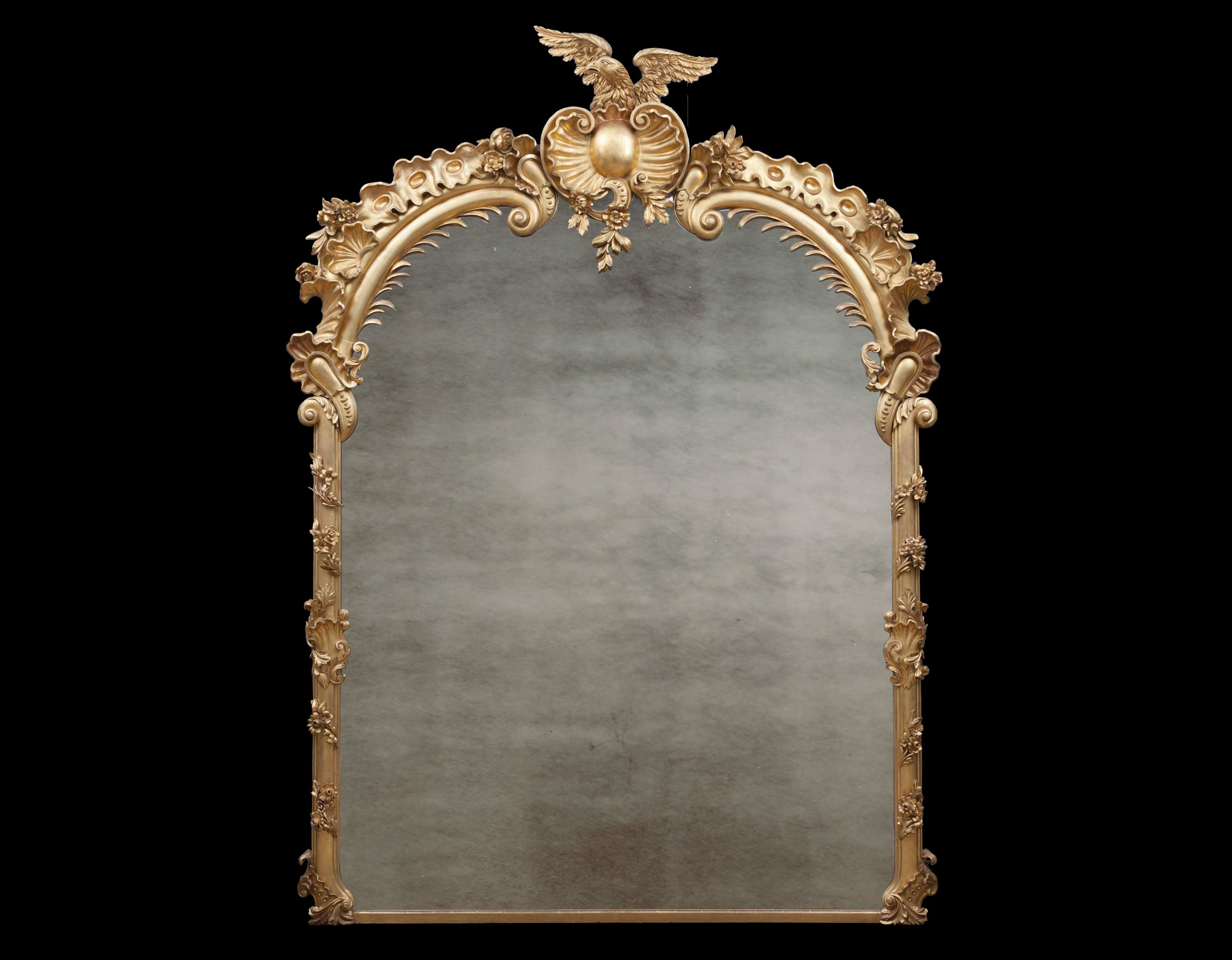 Antique Mirror – AF090