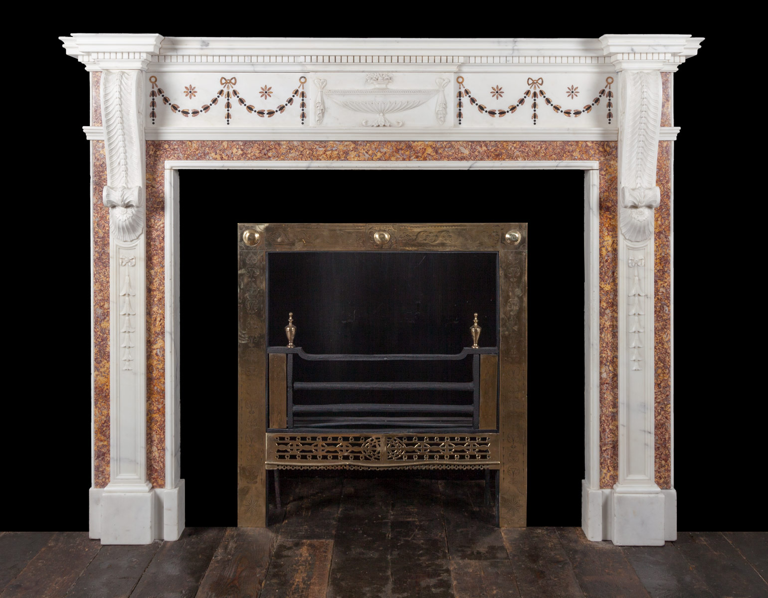 Marble Fireplace – 18164