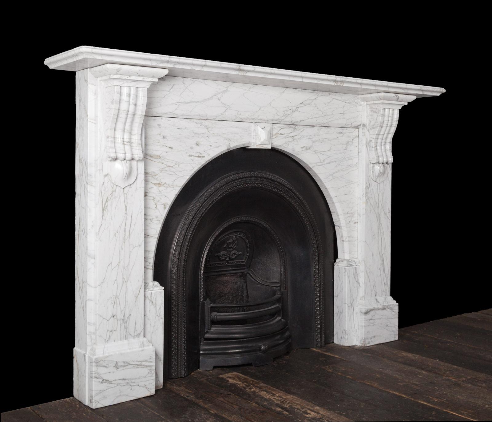 Victorian Fireplace 19315 19th Century 19th Century