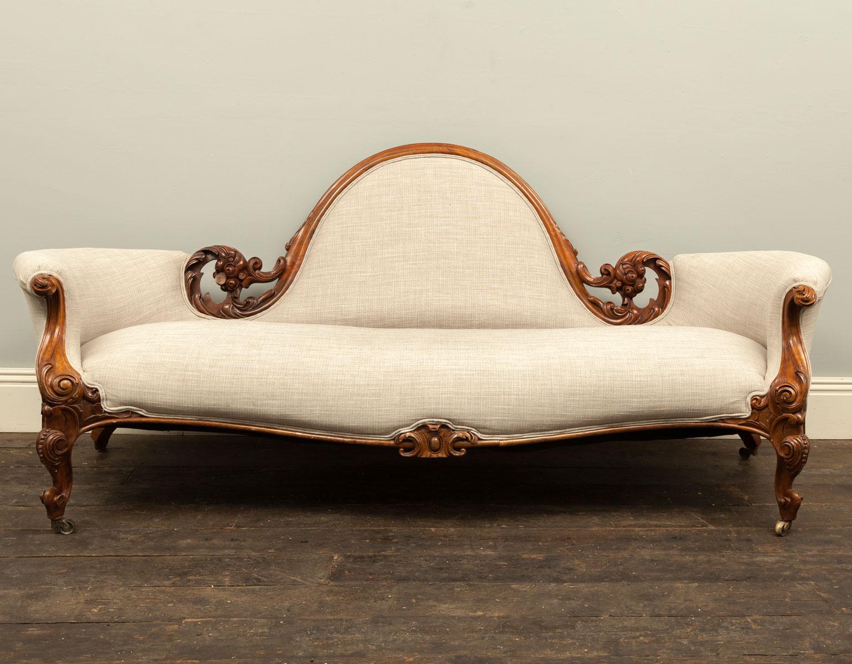 Antique Sofa – AF096
