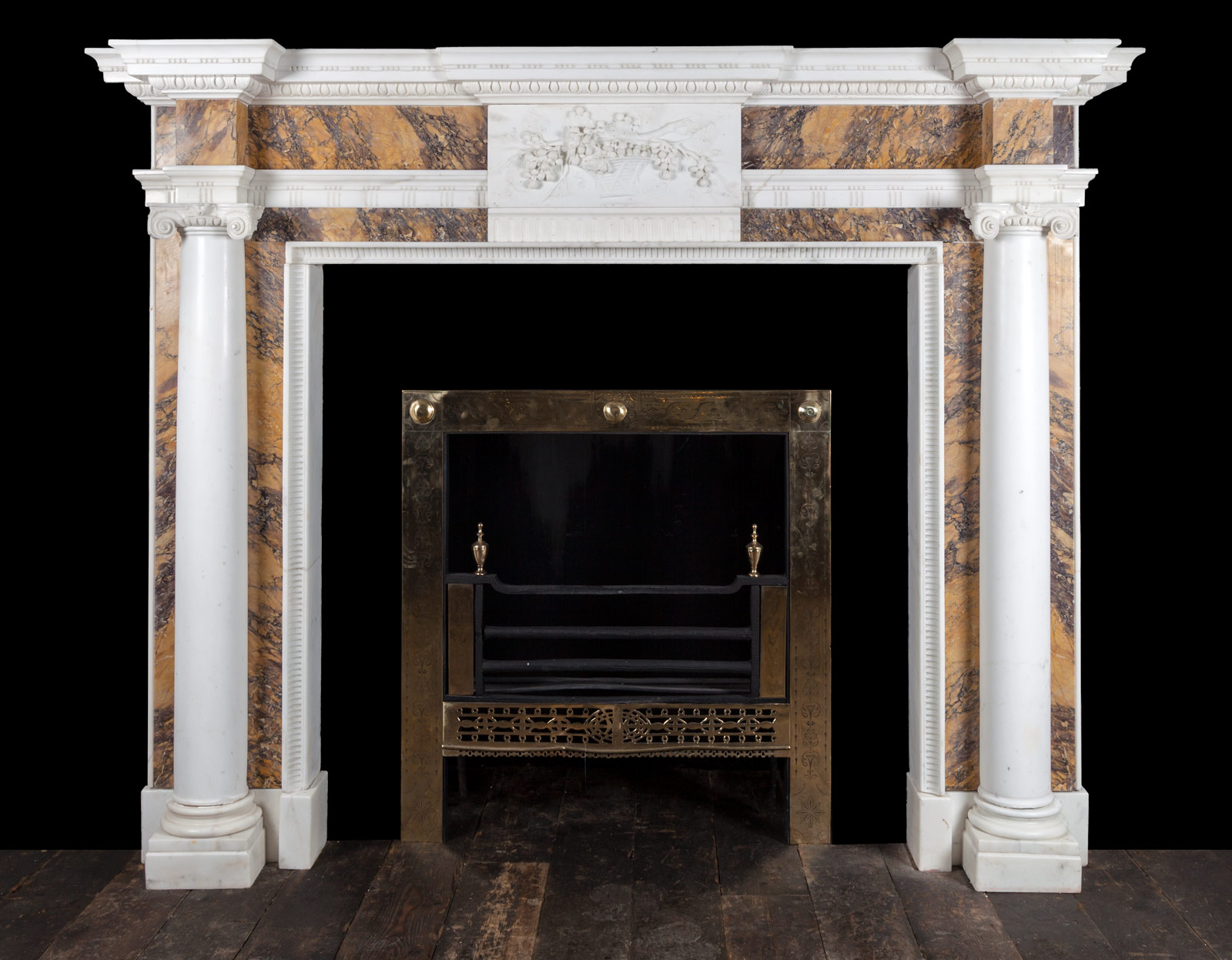 Sienna fireplace – 18163