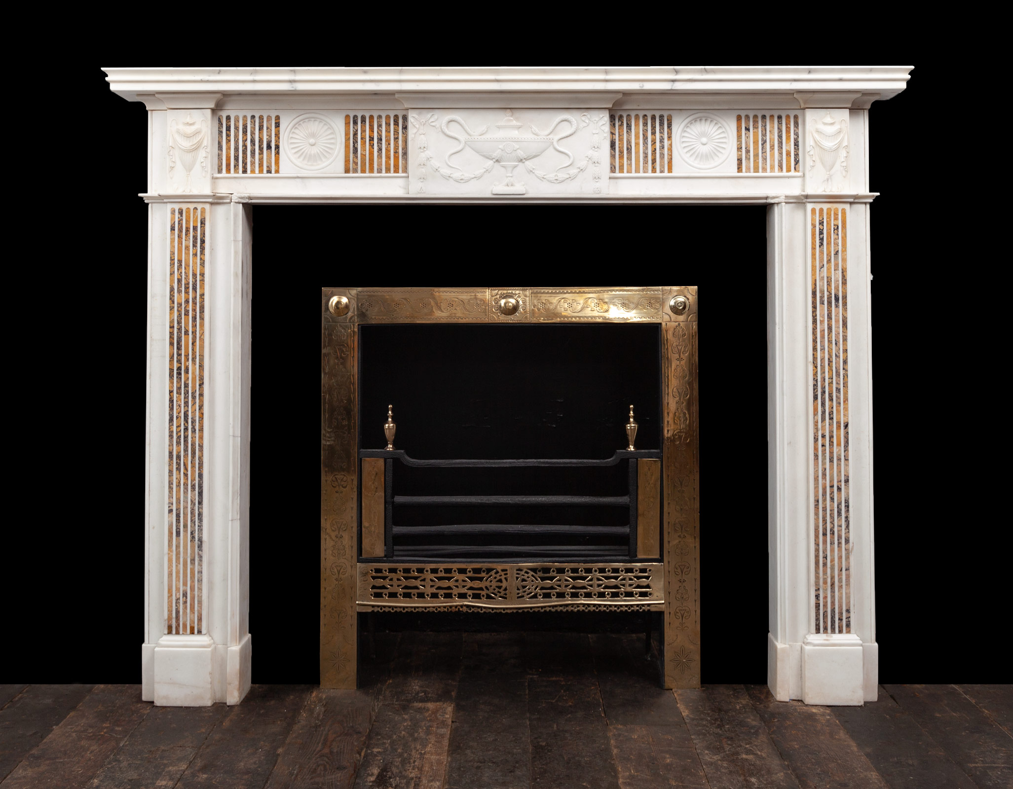 Sienna Fireplace – 18165