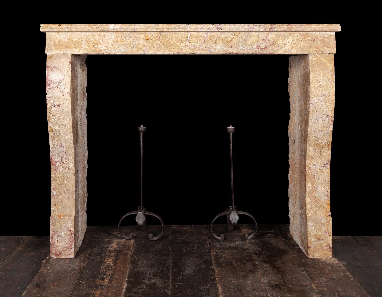 Stone fireplace – ST027