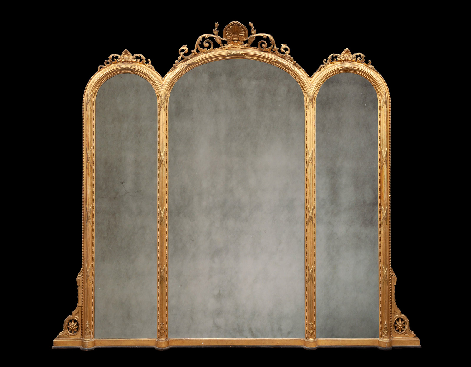 Over-mantel Mirror – AF099