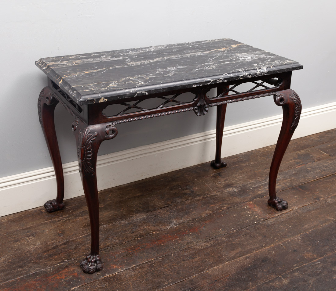 Antique Side Table – AF104