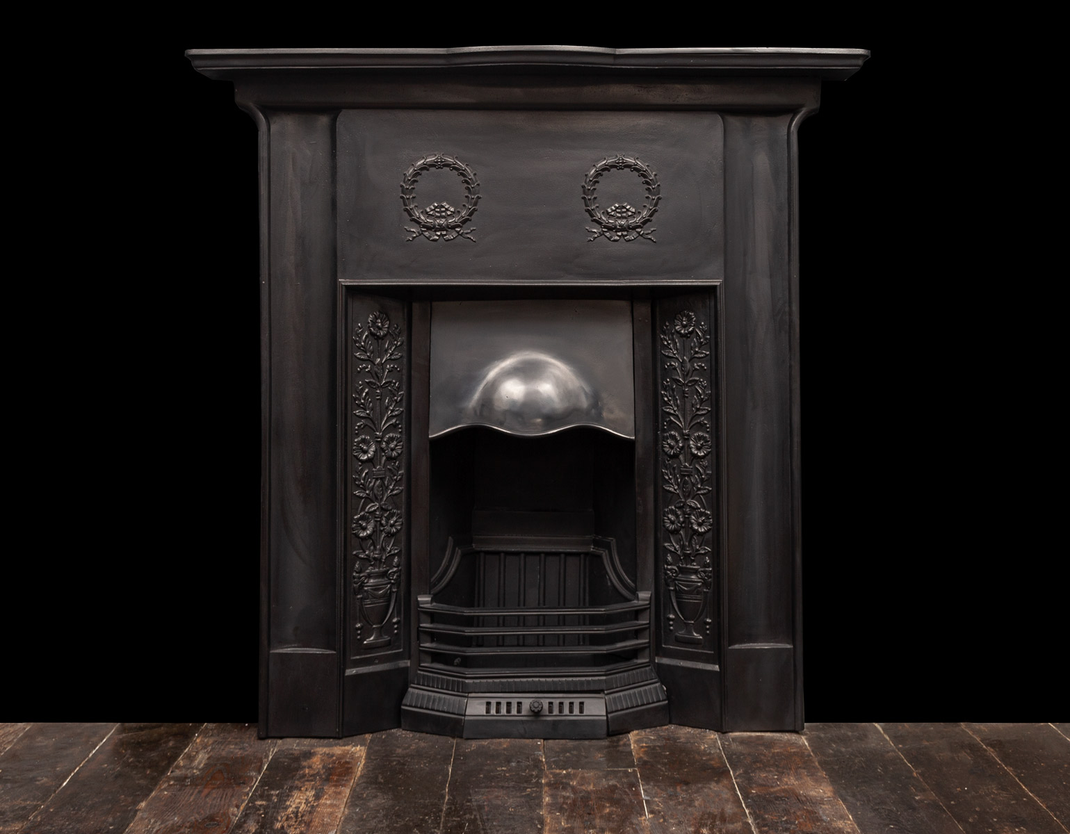 Cast-Iron Fireplace – Ci184