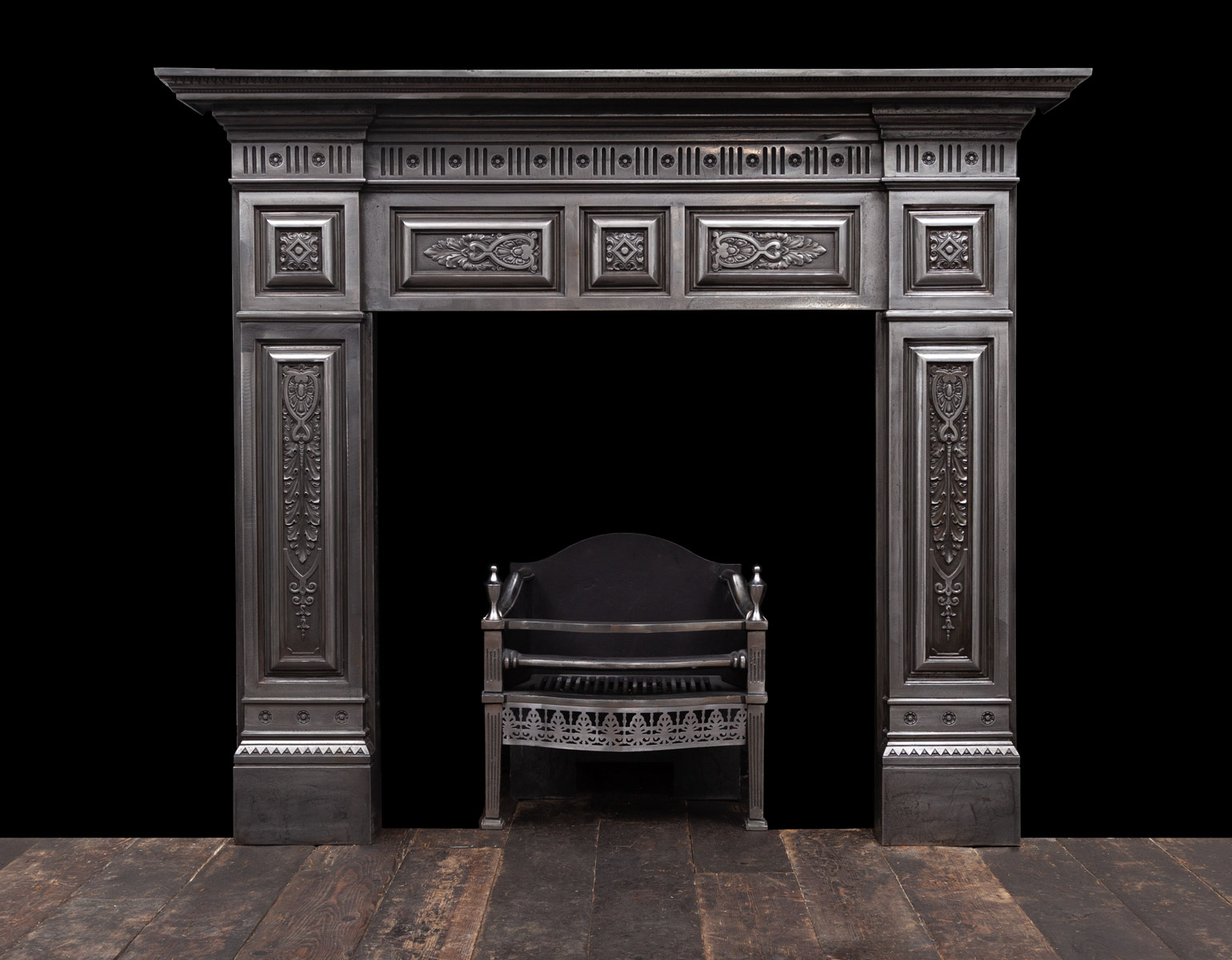 Cast-iron Fireplace – Ci187