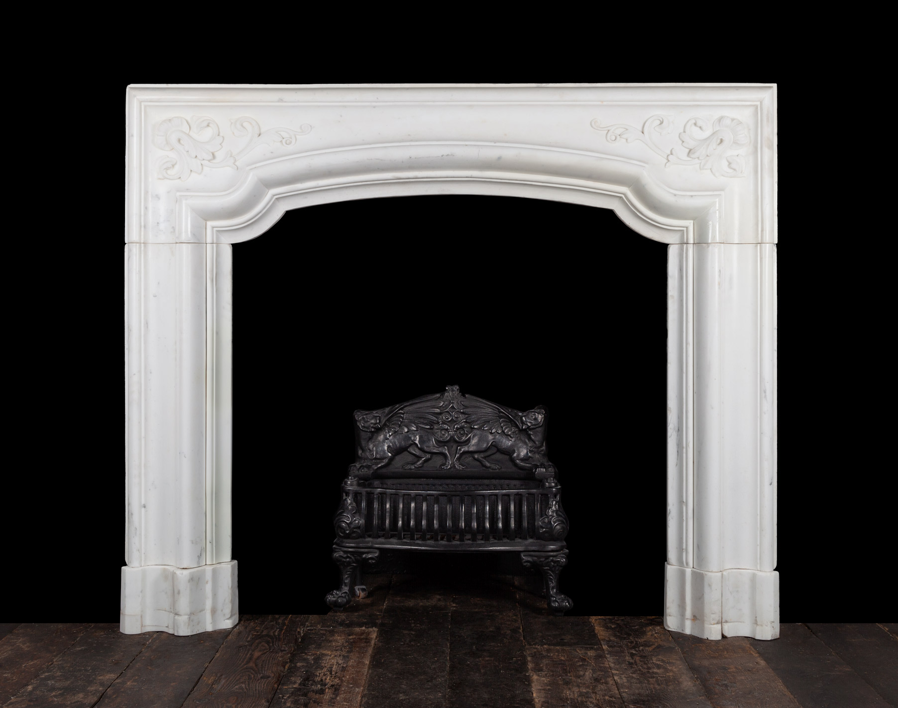 Baroque Fireplace – 18171