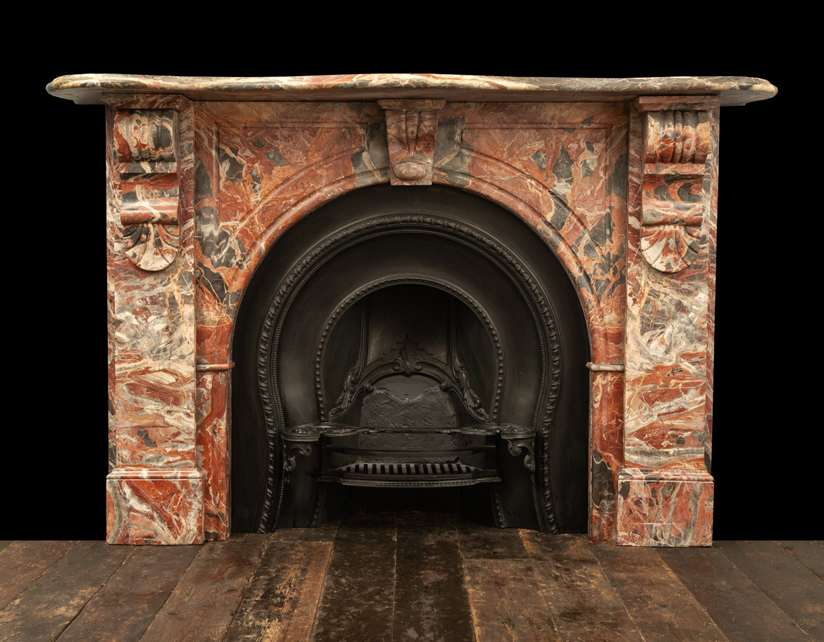 Victorian Fireplace – 19354