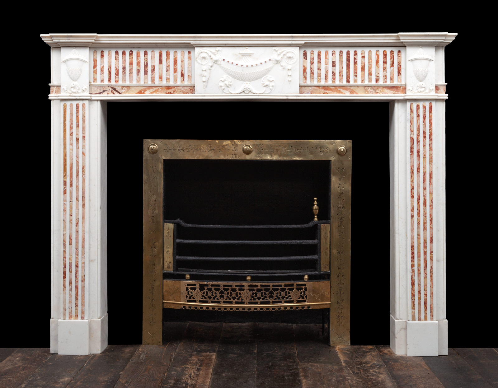 Georgian Fireplace – 19359
